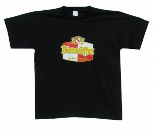 T-shirt Biersüffer