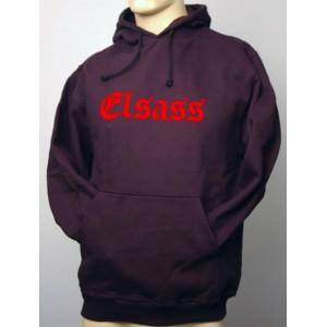 Sweat-Shirt Elsass classique à capuche