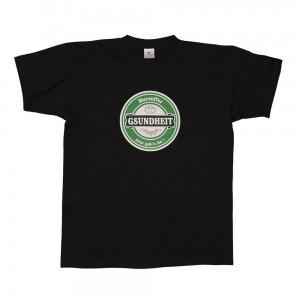 T-shirt Gsundheit